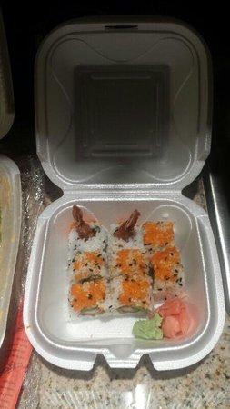 Pattaya: Hmmm sushi!
