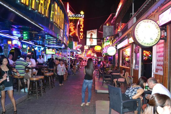 Wellness Residence & Spa: Soi cowboy 23
