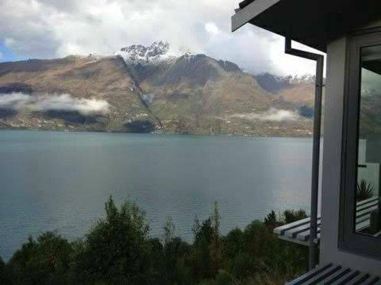 Matakauri Lodge : View from Lobby