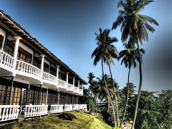 Closenberg Hotel: Balcony