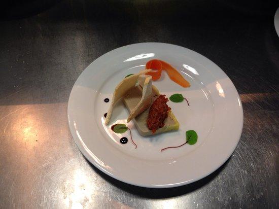 The George at Baldock: Chicken parfait