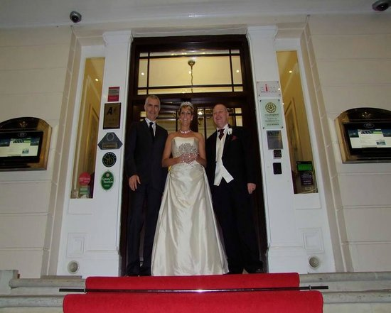 The Crown Spa Hotel : Wedding