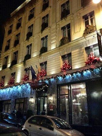 Grand Hotel Saint-Michel: hotel