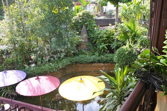 HanumanAlaya Boutique Residence: grounds
