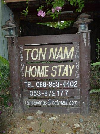 Tonnam Homestay: ..