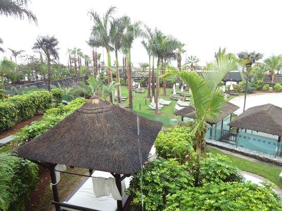 Gran Melia Palacio de Isora Resort & Spa: unas buenas vistas