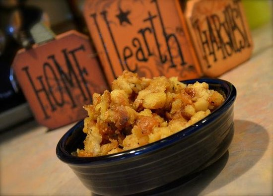 """Mac's Market & The Gridiron : """"Our Own"""" Famous Stuffing... You HAVE to try this!"""