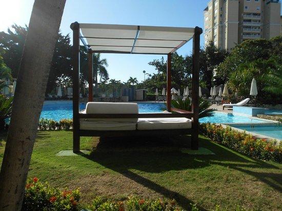 Dominican Fiesta Hotel & Casino: Ahhh relaxing