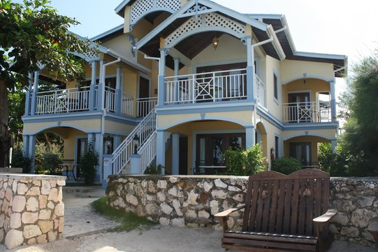Sandals Montego Bay: Villa
