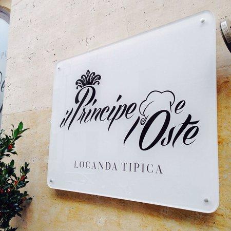 Il Principe e l'Oste: Via G.Turrisi Colonna 10 palermo