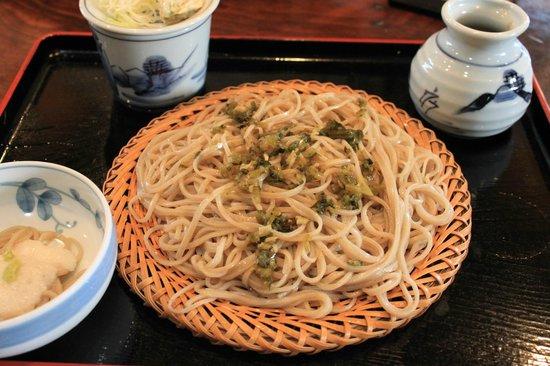Soba restaurant Ikkyuan