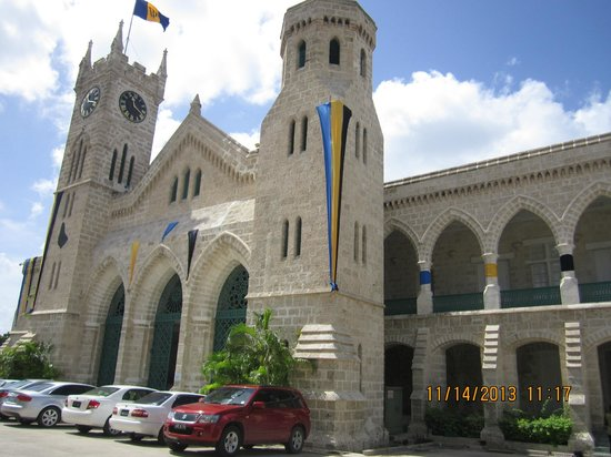 Parliament Buildings: Barbados Parliament Building