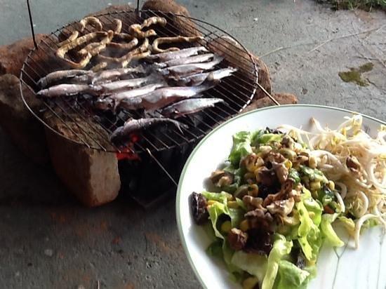 Hacienda Yanahurco: tu propia pesca acompañado de lo que mas te gusta