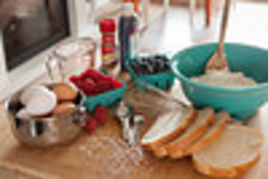 Three Tree Point Bed and Breakfast : Making to enjoy your favorite breakfast