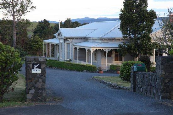 Waipoua Lodge照片