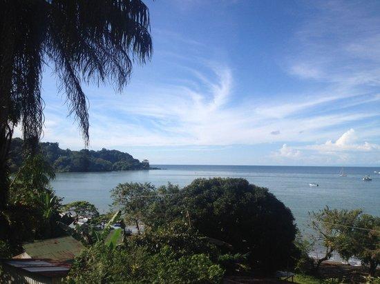 Ranchitos Las Cotingas: Het beste uitzicht op de bay wat je kunt krijgen, krijg je hier!!