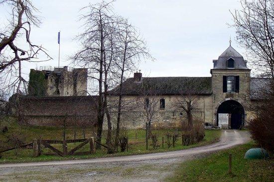 Castle Ruin Lichtenberg