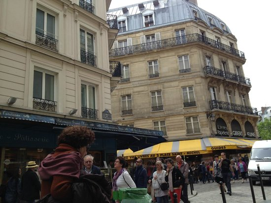 Hotels In Paris France Latin Quarter 38