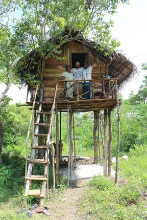 Sigiri Queens Rest Guest House: Bungalow