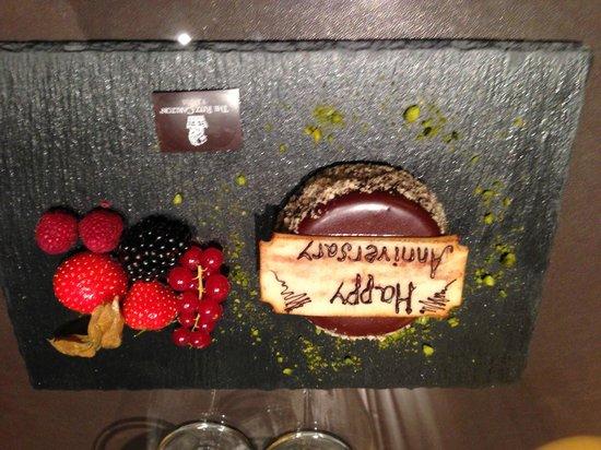 The Ritz-Carlton, Vienna: Surprise