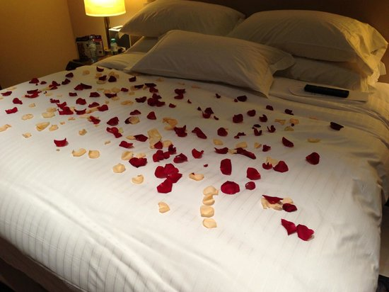 The Ritz-Carlton, Vienna: Flower Petals