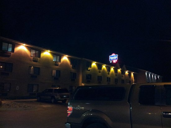 AmericInn Lodge & Suites Rapid City: l'hôtel