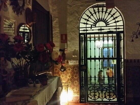 Hostel El Antiguo Convento: lobby