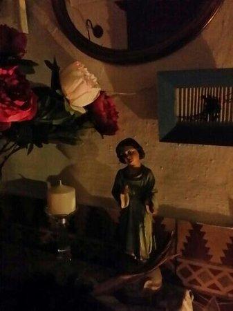 Hostal El Antiguo Convento: lobby