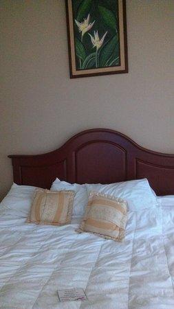 Hotel Montana de Fuego Resort & Spa: Bed at Montana de Fuego