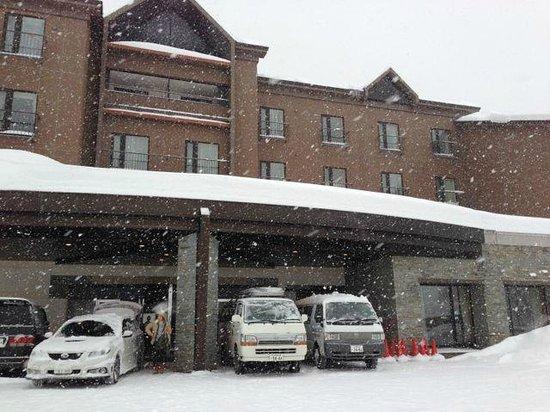Asahidake Onsen Hotel Bear Monte : 外観1