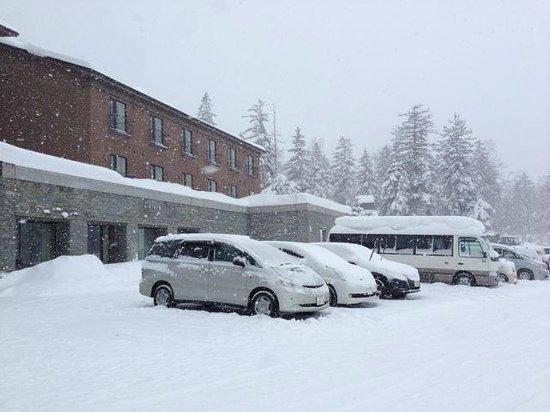 Asahidake Onsen Hotel Bear Monte : 外観2