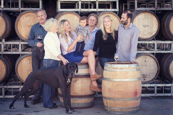 Isabel Vineyard: Meet the Tiller family.