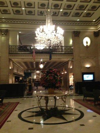 The Roosevelt Hotel: Ultima foto do hotel :( (nao queria ir embora)