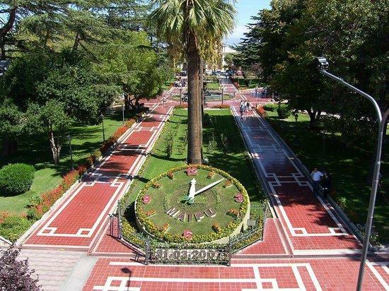 Red Globe Tours : Plaza de Maipu (Maipu square)