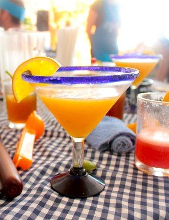 Crazy Cantina's Mixology Tour: Crazy Cantina Cocktail