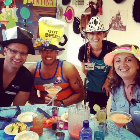 Crazy Cantina's Mixology Tour: Cheers! Salud