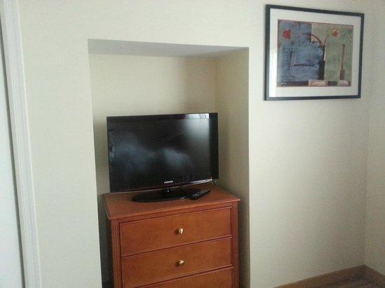 Residence Inn Harrisburg Hershey: loft tv