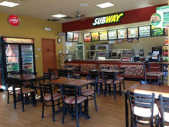 Subway downtown savannah restaurant reviews