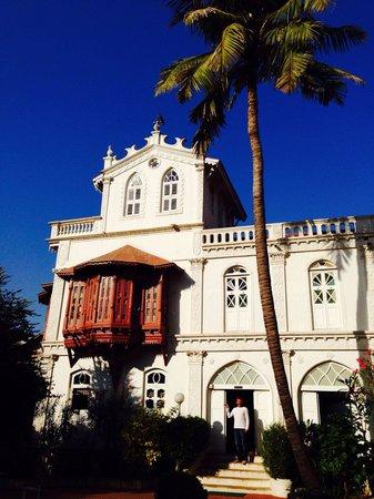 Divan's Bungalow : The main building