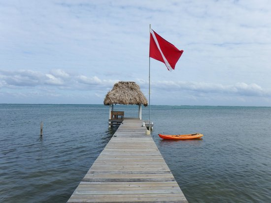 White Sands Cove Resort : View from WSC dock
