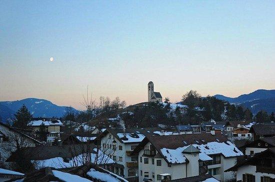 Romantik Hotel Turm: Вид из окна