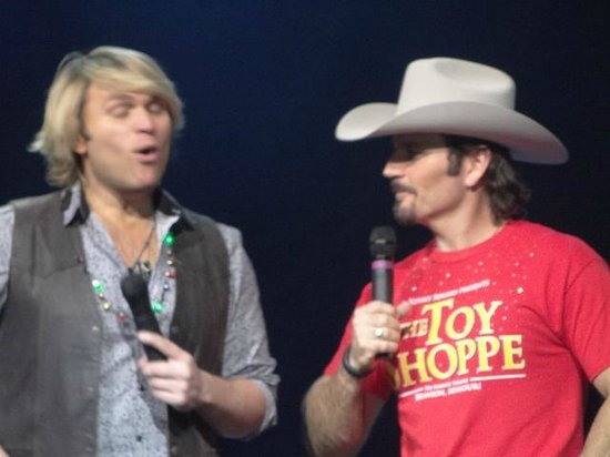 The Texas Tenors: Toy Story is also in The Starlight Theater