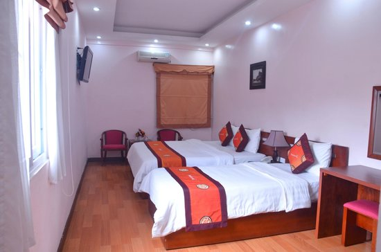 Hanoi Rendezvous Hotel: Twin Room