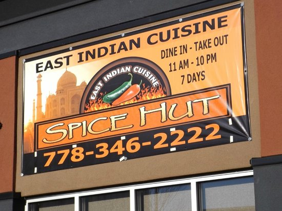 Indian Restaurant Campbell River