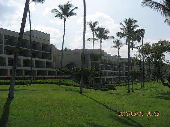 Hapuna Beach Prince Hotel: オーシャンフロント棟