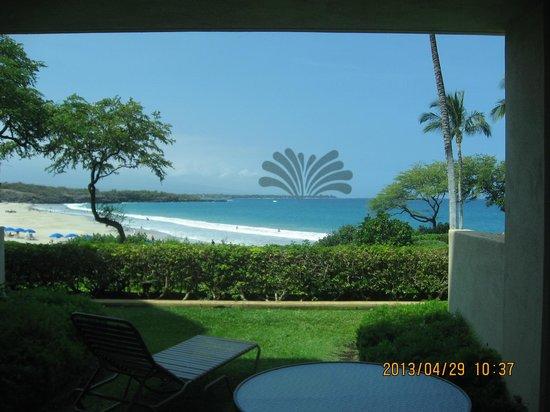 Hapuna Beach Prince Hotel: ハプナのマーク