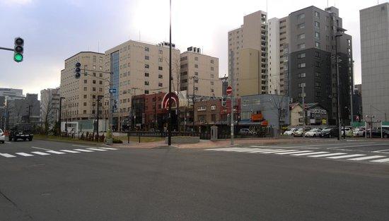 Soseigawa Park : 狸2条広場