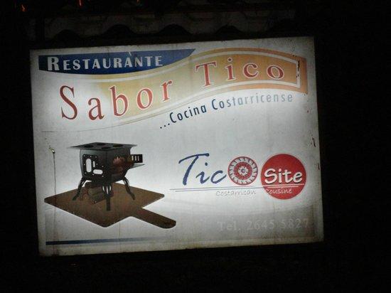 Sabor Tico