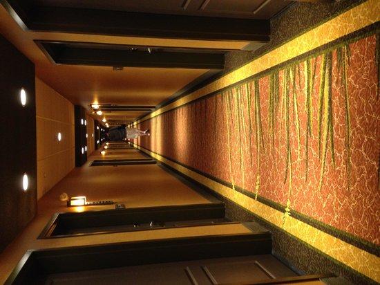 Hampton Inn & Suites Springdale Zion National Park: Endless hallway