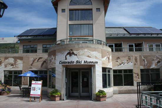 Colorado Ski Museum-Ski Hall of Fame : The Museum